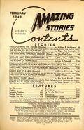 Amazing Stories (1926-Present Experimenter) Pulp Vol. 16 #2
