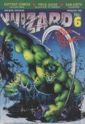 Wizard the Comics Magazine (1991) 6BN