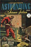 Astounding Science Fiction (1938 Pulp) UK Edition Vol. 5 #3