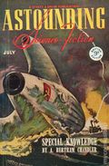 Astounding Science Fiction (1938 Pulp) UK Edition Vol. 5 #5