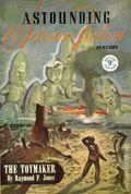 Astounding Science Fiction (1938 Pulp) UK Edition Vol. 5 #8