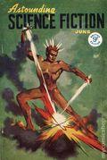 Astounding Science Fiction (1938 Pulp) UK Edition Vol. 6 #4