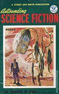 Astounding Science Fiction (1938 Pulp) UK Edition Vol. 9 #3