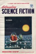 Astounding Science Fiction (1938 Pulp) UK Edition Vol. 9 #10