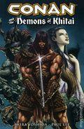 Conan and the Demons of Khitai TPB (2006 Dark Horse) 1-1ST