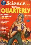Science Fiction Quarterly (1951-1958 Columbia Publications) Pulp 2nd Series Vol. 1 #1