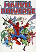 Official Handbook of the Marvel Universe TPB (1986-1987 Marvel) 6-1ST