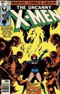 Uncanny X-Men (1963 1st Series) Mark Jewelers 134MJ