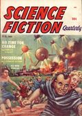 Science Fiction Quarterly (1951-1958 Columbia Publications) Pulp 2nd Series Vol. 3 #4