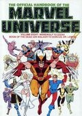 Official Handbook of the Marvel Universe TPB (1986-1987 Marvel) 8-REP