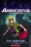 Animorphs GN (2020- Scholastic) 2-1ST