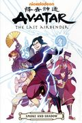 Avatar The Last Airbender Smoke and Shadow Omnibus TPB (2021 Dark Horse) 1-1ST