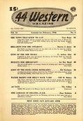 44 Western Magazine (1937-1954 Popular Publications) Pulp Vol. 13 #4