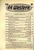 44 Western Magazine (1937-1954 Popular Publications) Pulp Vol. 13 #3