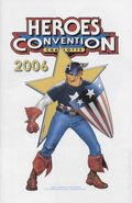 Heroes Convention Program Book Charlotte (1992) 2006