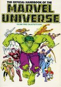 Official Handbook of the Marvel Universe TPB (1986-1987 Marvel) 3-1ST