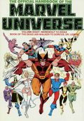Official Handbook of the Marvel Universe TPB (1986-1987 Marvel) 8-1ST