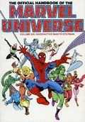 Official Handbook of the Marvel Universe TPB (1986-1987 Marvel) 6-REP