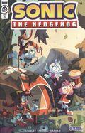 Sonic The Hedgehog (2018 IDW) 45RI