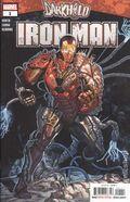 Darkhold Iron Man (2021 Marvel) 1A