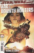 Star Wars War of the Bounty Hunters (2021 Marvel) 5A