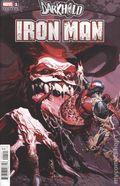 Darkhold Iron Man (2021 Marvel) 1B