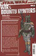 Star Wars War of the Bounty Hunters (2021 Marvel) 5B
