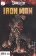 Darkhold Iron Man (2021 Marvel) 1D