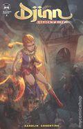 Djinn Hunter (2021 Blackbox Comics) 3A