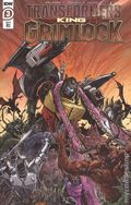Transformers King Grimlock (2021 IDW) 3RI