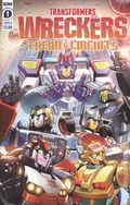 Transformers Wreckers Tread and Circuits (2021 IDW) 1A