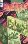 Transformers Wreckers Tread and Circuits (2021 IDW) 1B
