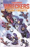Transformers Wreckers Tread and Circuits (2021 IDW) 1RI