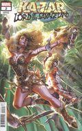 Ka-Zar Lord of the Savage Land (2021 Marvel) 2C