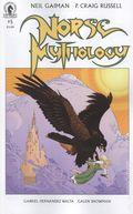 Norse Mythology II (2021 Dark Horse) 5A