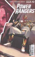 Power Rangers (2020 Boom Studios) 12A
