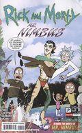 Rick and Morty Mr Nimbus (2021 Oni Press) 1B
