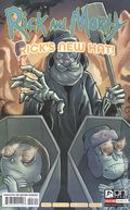 Rick and Morty Rick's New Hat (2021 Oni Press) 3A