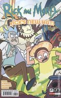 Rick and Morty Rick's New Hat (2021 Oni Press) 3B