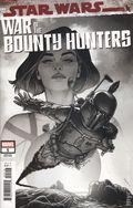 Star Wars War of the Bounty Hunters (2021 Marvel) 5G