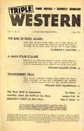 Triple Western (1947-1958 Standard) Pulp Vol. 1 #3