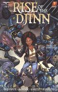 Rise of the Djinn (2021 Zenescope) 1B