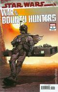 Star Wars War of the Bounty Hunters (2021 Marvel) 5D