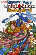 Fantastic Four/Iron Man Big in Japan TPB (2006 Marvel) 1-1ST