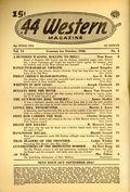 44 Western Magazine (1937-1954 Popular Publications) Pulp Vol. 15 #4