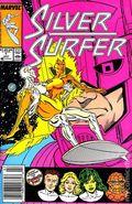 Silver Surfer (1987 2nd Series) Mark Jewelers 1MJ