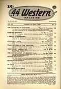 44 Western Magazine (1937-1954 Popular Publications) Pulp Vol. 14 #4