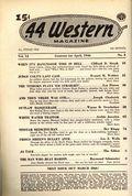 44 Western Magazine (1937-1954 Popular Publications) Pulp Vol. 14 #2