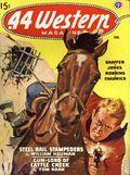 44 Western Magazine (1937-1954 Popular Publications) Pulp Vol. 16 #4