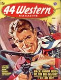 44 Western Magazine (1937-1954 Popular Publications) Pulp Vol. 17 #4